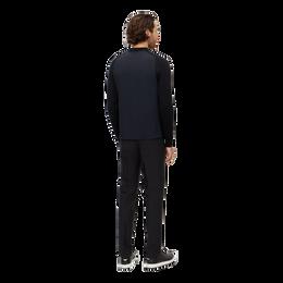 Knit Hybrid Full Zip Jacket
