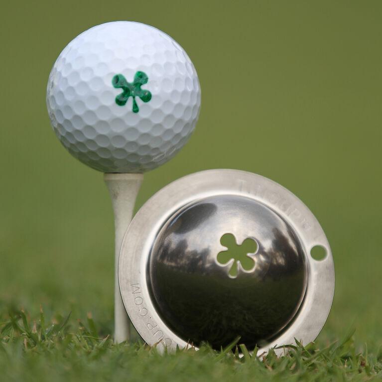 Tin Cup- Luck of the Irish