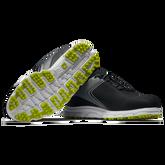 Alternate View 4 of Superlites XP Men's Golf Shoe - Black/Lime