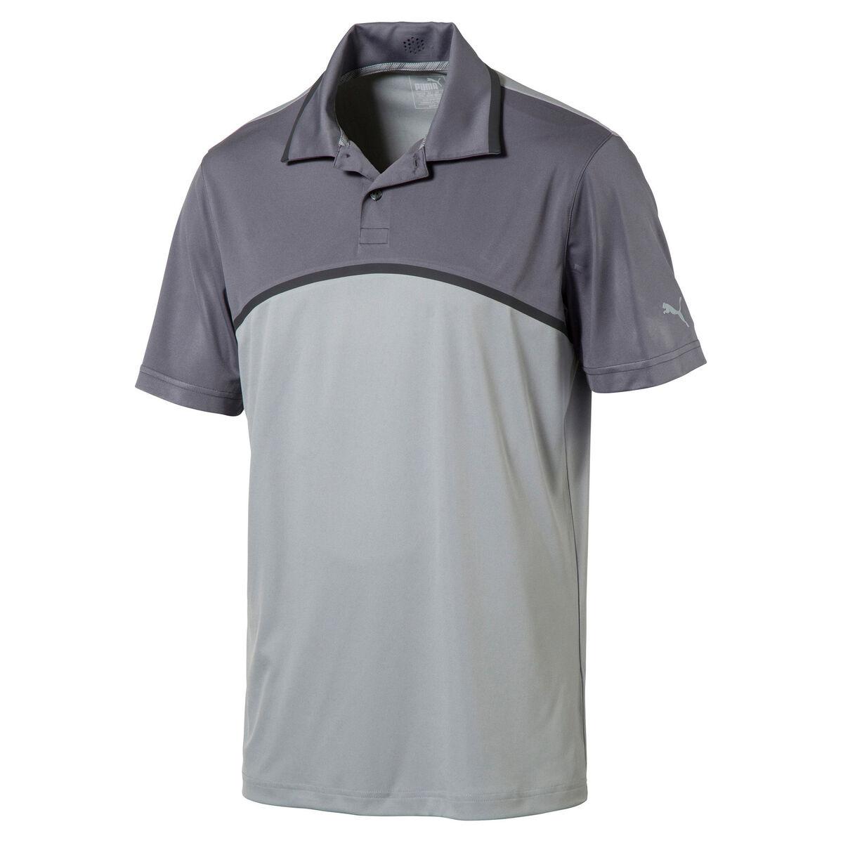 885d0d3c PUMA Tailored Colorblock Polo | PGA TOUR Superstore