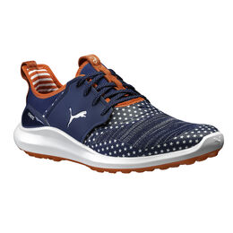 IGNITE NXT Lace Patriot Pack Men's Golf Shoe - Navy/White