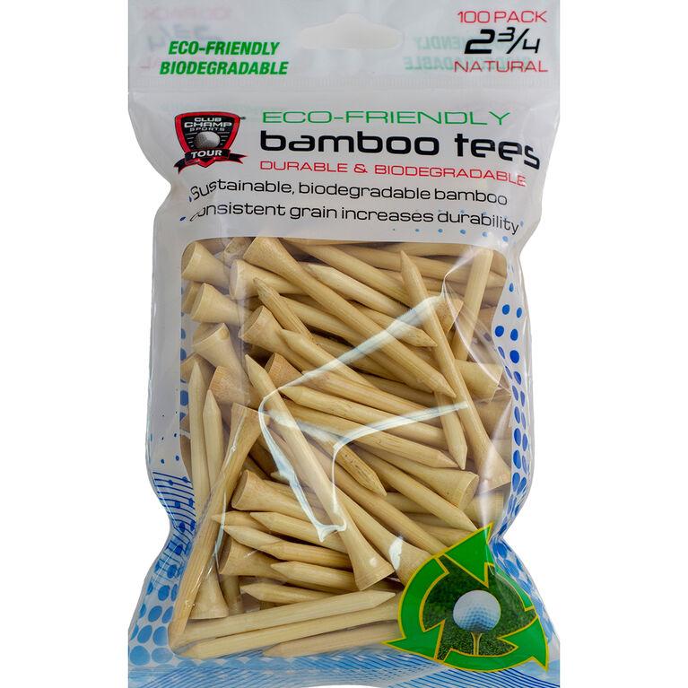 "2 3/4"" Bamboo Tees"