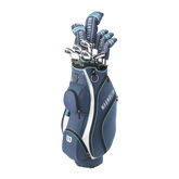 Alternate View 7 of Magnolia Navy Package Set w/ Cart Bag