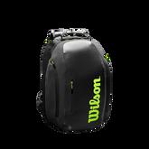 Super Tour Backpack - Black/Green