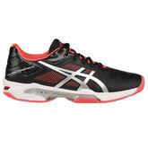 Asics GEL-Solution Speed 3 Clay Women's Tennis Shoe - Black/Pink