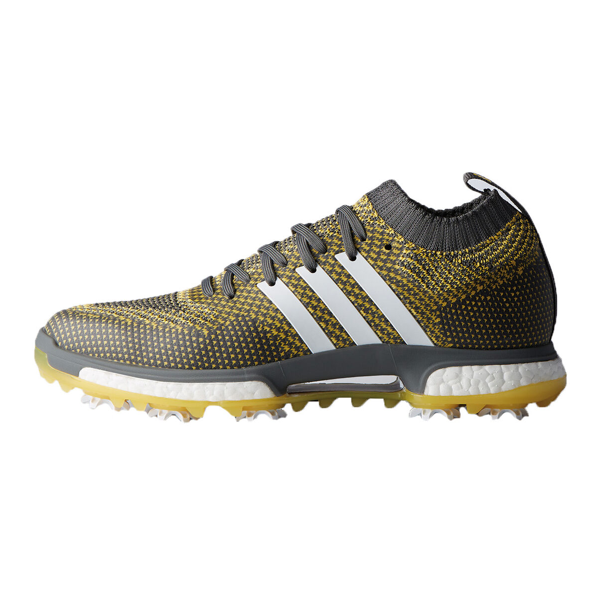 wholesale dealer 9e332 e2a09 adidas TOUR 360 Knit Men's Golf Shoe - Grey | PGA TOUR Superstore