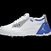 Alternate View 1 of Jordan ADG 2 Men's Golf Shoe - White/Blue