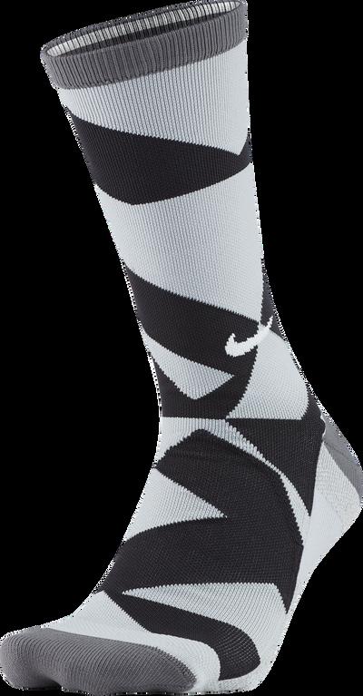 Nike Men's Golf Elite Graphic Crew Socks