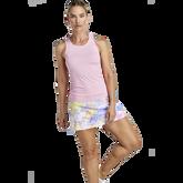 Bella Lite Collection: Boho Tie Dye Print Tennis Skort