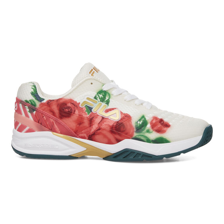 fbdbcaf3 Axilus 2 Energized Women's Tennis Shoe - White/Red