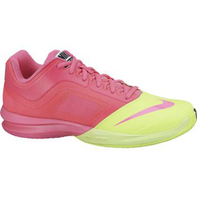 plus récent ecae3 48ebd Nike Dual Fusion Ballistec Advantage Women's Tennis Shoe - Pink