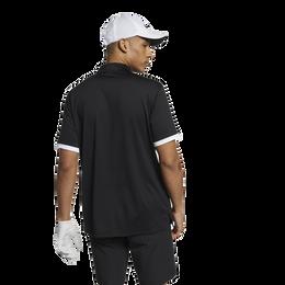 Vapor Solid Tipped Collar Polo
