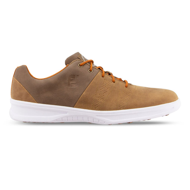 Contour Casual Men's Golf Shoe - Brown