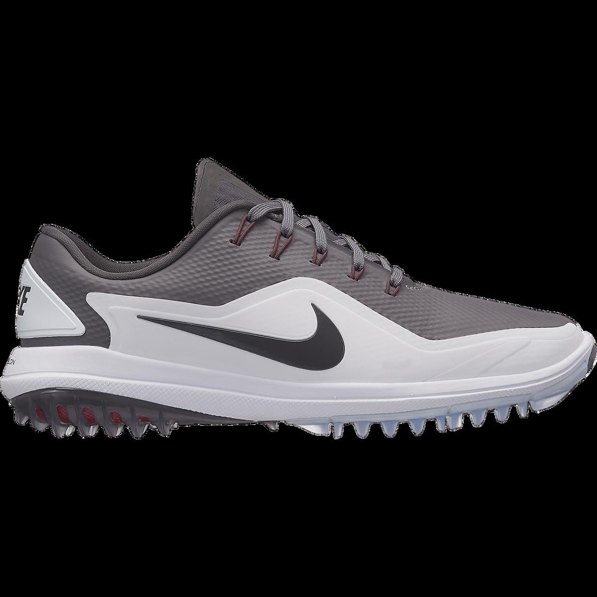 Nike Lunar Control Vapor 2 Men s Golf Shoe - White Grey 4917486e556