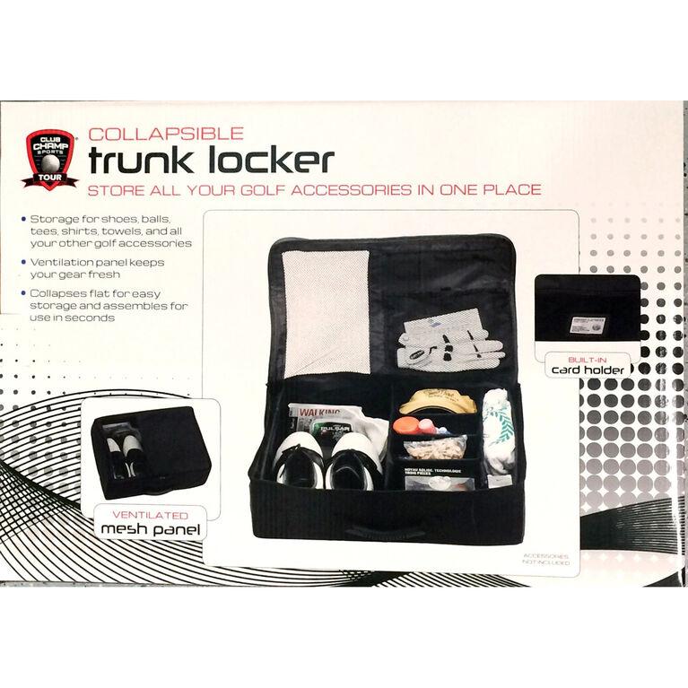Trunk Locker