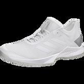 Alternate View 1 of Adizero Club Women's Tennis Shoe - White