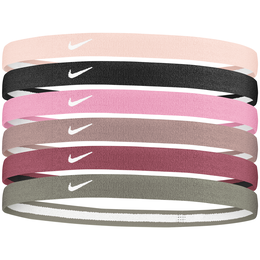 Swoosh Sports Headband - 6 PK