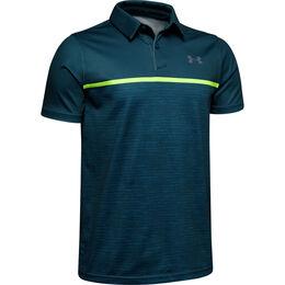 JS Open Champ Boys' Golf Polo Shirt