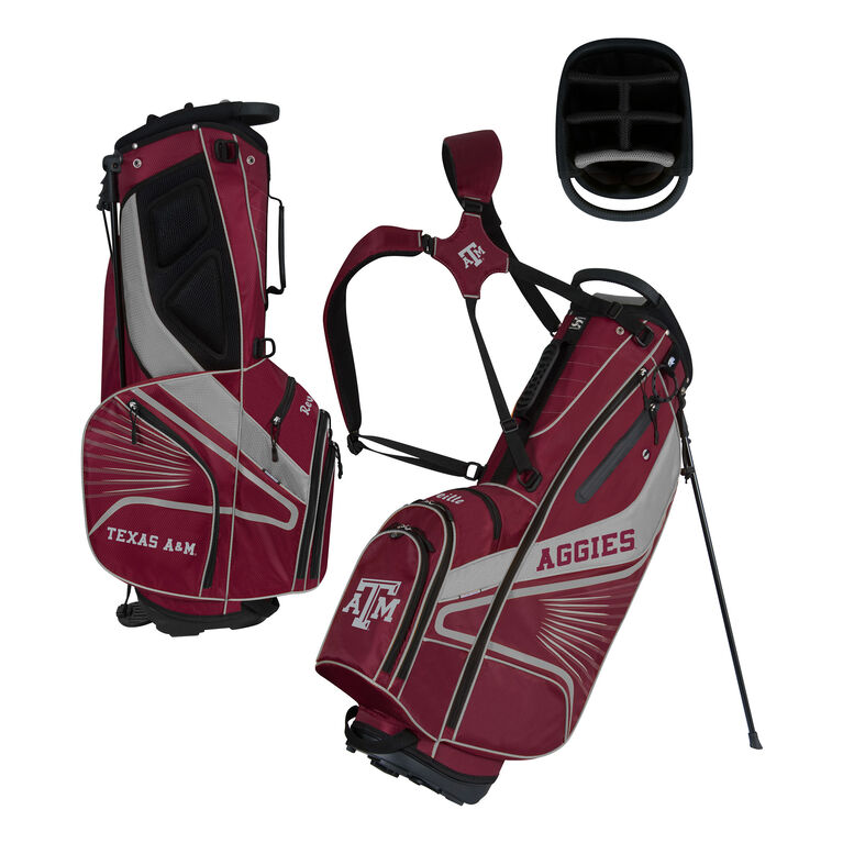 Team Effort Texas A&M GridIron III Stand Bag