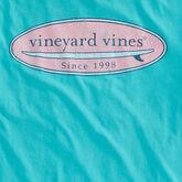 Vineyard Vines Surf Logo Pocket T-Shirt
