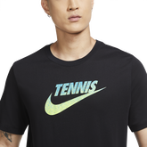 Alternate View 1 of Men's Graphic Tennis T-Shirt