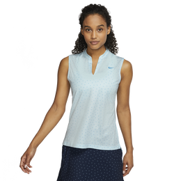 Dri-FIT Victory Women's Sleeveless Printed Golf Polo