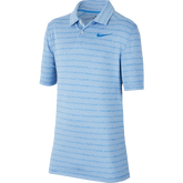 Alternate View 5 of Dri-FIT Heathered Striped Golf Polo