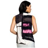 Jamie Sadock Osaka Print Sleeveless Polo