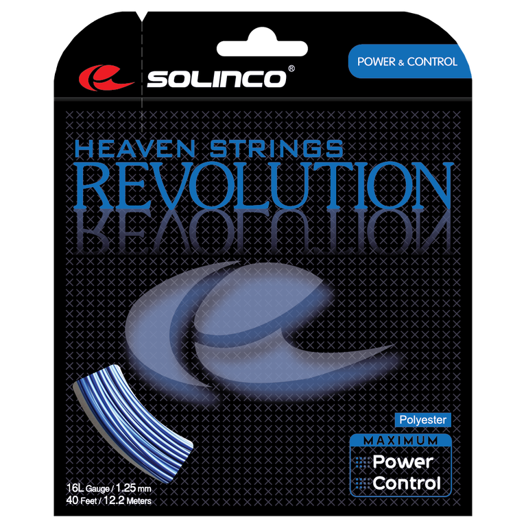SOLINCO Revolution 16L Gauge Tennis String
