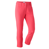 Birdie Collection: Lyric Papaya High Water Pants