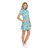 Alternate View 2 of Fun in the Sun Collection: Neale Tangled Tropics Short Sleeve Dress