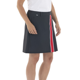 Alternate View 1 of Americana Collection: Alessia Contrast Pleat Skort