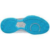 K-Swiss Bigshot Light 3 Women's Tennis Shoe - White/Blue