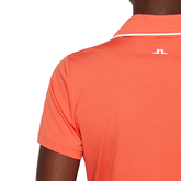 Alternate View 4 of Flor Ultra Light Jersey Polo Shirt