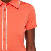 Alternate View 3 of Flor Ultra Light Jersey Polo Shirt