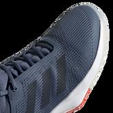 Alternate View 8 of Adizero Club Men's Tennis Shoe - Dark Blue