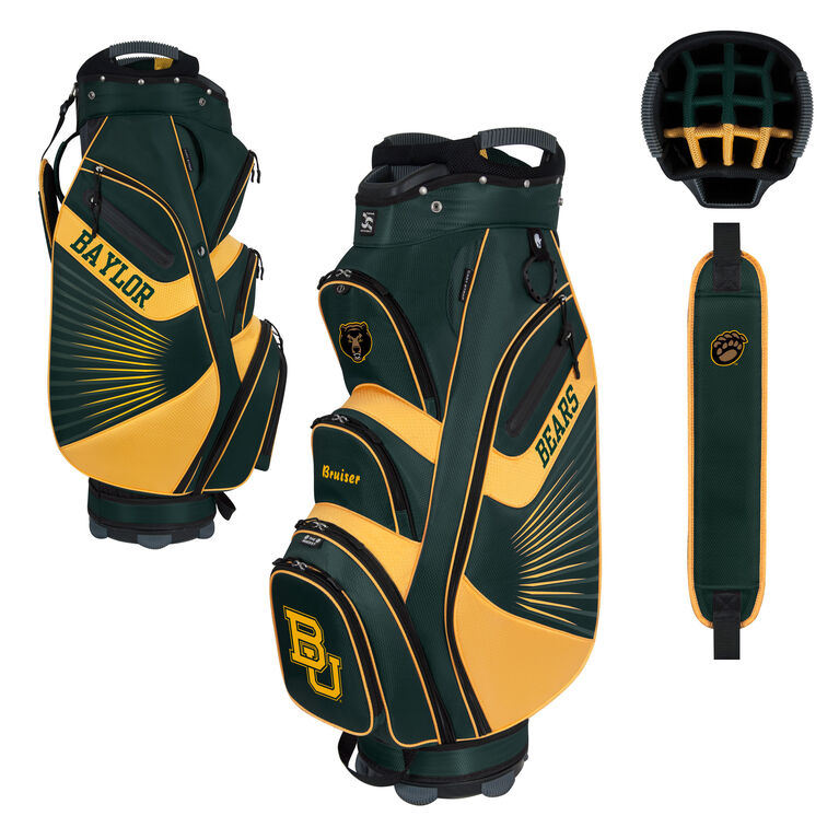 Team Effort Baylor Bucket II Cart Bag