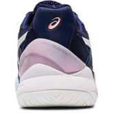 Alternate View 5 of GEL RESOLUTION 8 Women's Tennis Shoes - Navy/White
