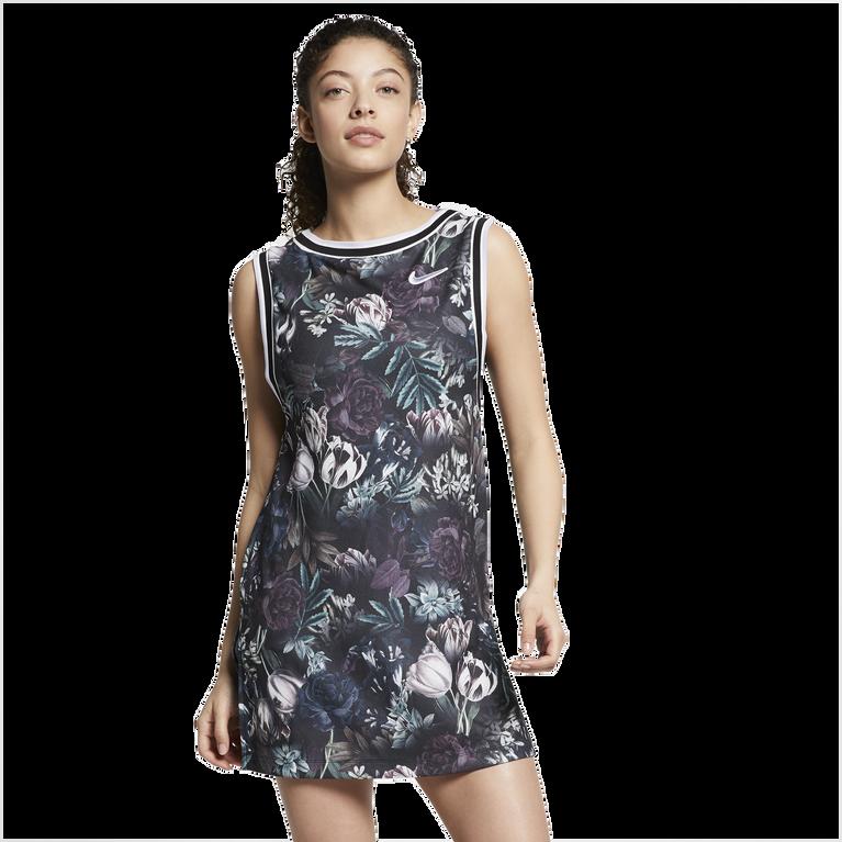 NikeCourt Printed Tennis Dress