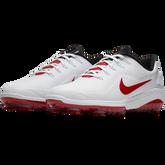 Alternate View 6 of React Vapor 2 Men's Golf Shoe - White/Red
