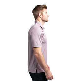 Sommelier Chalk Chest Stripe Pocket Polo