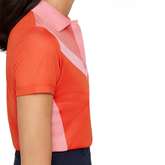 Alternate View 5 of Lilly Color Block Polo Shirt