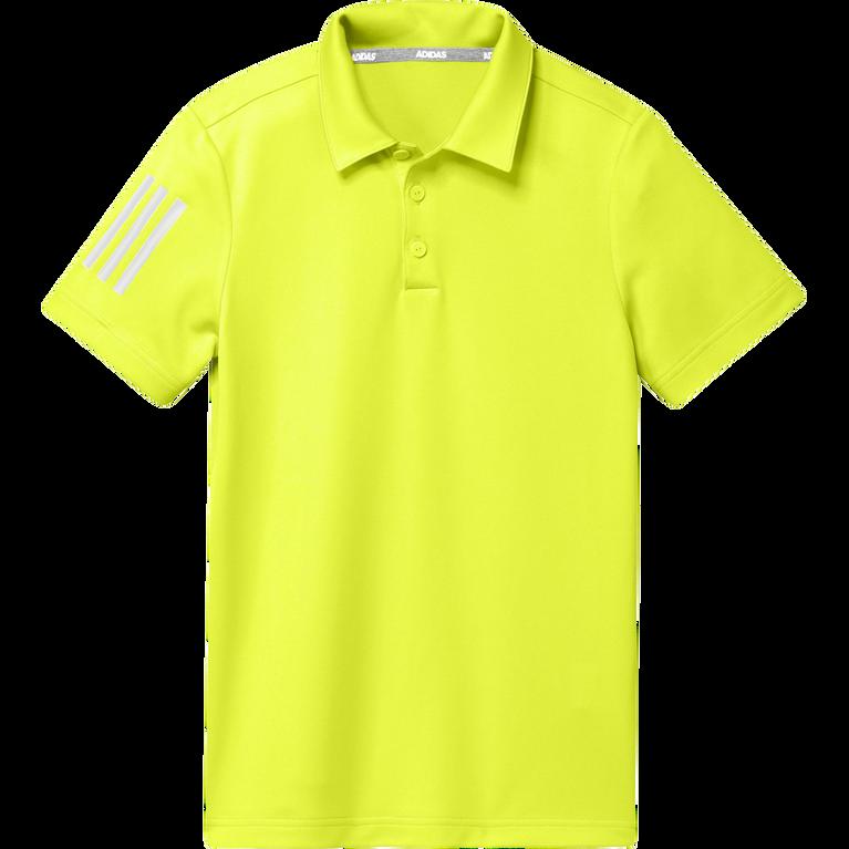 Boys 3-Stripes Polo Shirt