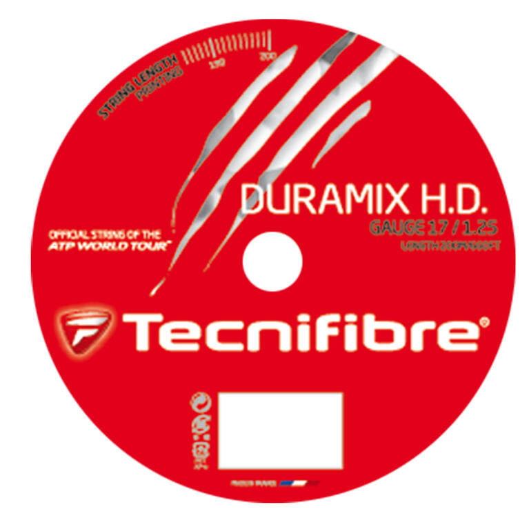 Tecnifibre Duramix 17 Gauge String Reel - Natural