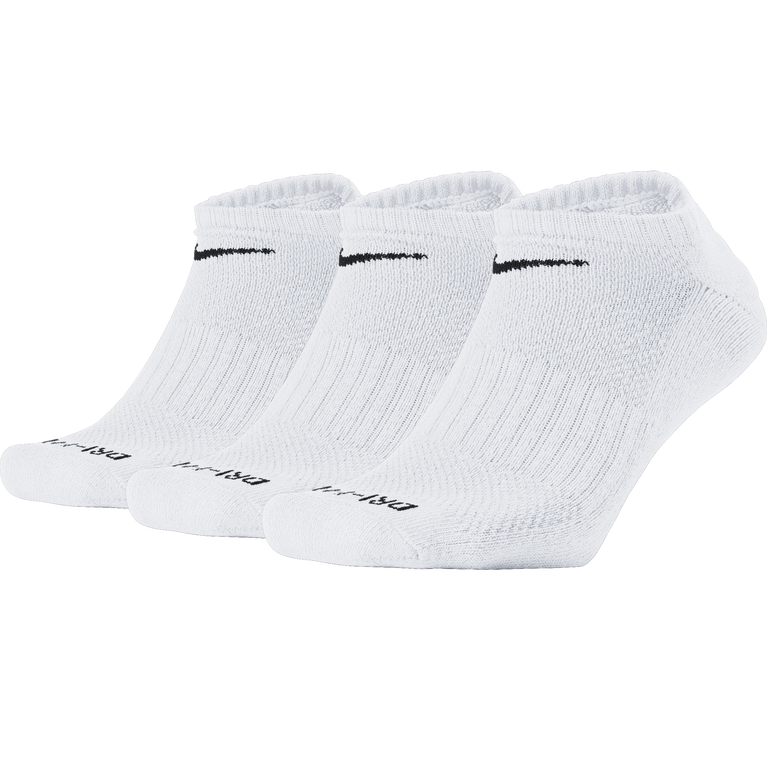 Nike Men's Dri-FIT No-Show 3 Pack