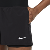 Alternate View 3 of Dri-FIT Victory Women's Tennis Shorts