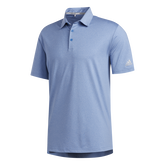 Alternate View 7 of Ultimate365 2.0 Novelty Heather Polo Shirt