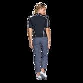 Alternate View 2 of Gracelyn Elbow Sleeve Full Zip Top