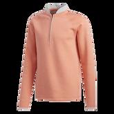 Alternate View 7 of Long Sleeve Quarter Zip Blade Collar Sweater