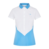 Alternate View 4 of Bea Short Sleeve Colorblock Polo